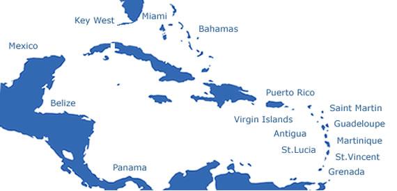 Caribbean-Americas