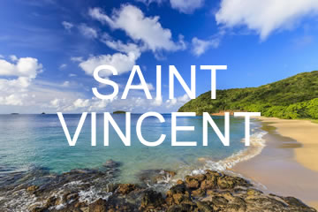 St. Vincent & The Grenadines Bareboat Charters