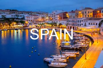 Spain Bareboat Charters