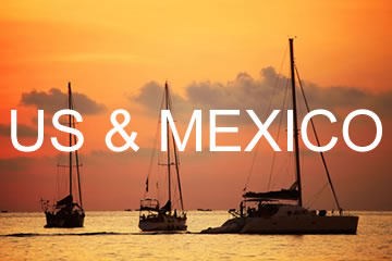 US & Mexico Charter Yachts