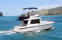 Whitsundays Yacht Charter: Fairway 36 Motor From $2,780/week 3 cabin/2 head sleeps 6