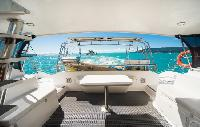 Whitsundays Yacht Charter: Perry 44 Catamaran From $6,694/week 4 cabin/3 head sleeps 10 Air Conditioning,