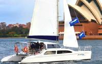 Whitsundays Yacht Charter: Seawind 1000 XL From $4,090/week 2 cabin/1 head sleeps 8