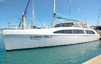 Whitsundays Yacht Charter: Seawind 1160 From $4,704/week 3 cabin/2 head sleeps 8