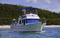Whitsundays Yacht Charter: Sundecker 36 From $3,335/week 2 cabin/1 head sleeps 4