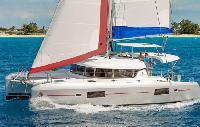 Bahamas Yacht Charter: Lagoon 424 Catamaran From $4,199/week 4 cabins/4 heads sleeps 10 Air Conditioning,