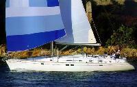 Barcelona Yacht Charter: Beneteau Oceanis 461 From €2,100/week 3 cabin/2 head sleeps 8