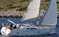 Barcelona Yacht Charter: Elan 434 Impression From €1,990/week 3 cabin/2 head sleeps 6/7