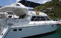 BVI Yacht Charter: Horizon 48 Motor Inquire for price 3 dbl cabins /3 heads sleeps