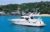 BVI Yacht Charter: Horizon 56s Motor Yachts Inquire for price 4 cabin/3 head sleeps 8