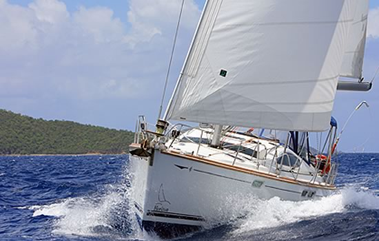 BVI Boat Rental:: Jeanneau 54DS 'Namaste II' From $7295/week 4 + 1 twin ...