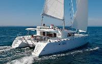 BVI Yacht Charter: Lagoon 450 F Catamaran From $7,800/week 3 cabin/3 head sleeps 9 Air