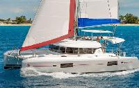 BVI Yacht Charter: Lagoon 424 Catamaran From $4,615/week 4 cabins/4 heads sleeps 10 Air Conditioning,