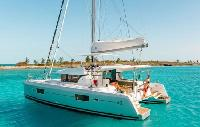 BVI Boat Rental: Lagoon 42 Catamaran From $7,695/week 4 Cabin/4 Head Sleeps 10 Air conditioning,