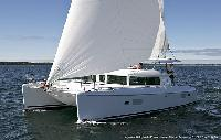 BVI Yacht Charter: Lagoon 42 Catamaran From $7,130/week 4 cabin/4 head sleeps 12 Air Conditioning,
