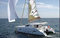 BVI Boat Rental Fountaine Pajot Lipari 41 From $6,295/week 4 cabins/ heads sleeps 8