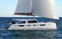 BVI Boat Rental: Nautitech Fly 46 Catamaran From $8,695/week 4 Cabin/4 Head sleeps 10 Air