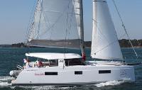 BVI Boat Rental Nautitech Open 40 Catamaran From $5,895/week 4 Cabin/2 Head sleeps 8 Air