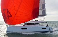 BVI Boat Rental: Saona 47 Catamaran From $10,595/week 3 cabin/3 head sleeps 6 Air Conditioning,