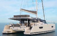 Greece Yacht Charter: Elba 45 Catamaran From $4,434/week 4 cabin/4 head sleeps 12 Air Conditioning,