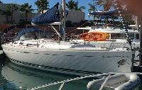 Corsica Yacht Charter: Dufour 450 Monohull From $2,016/week 4 cabin/2 head sleeps 10