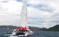 Thailand Crewed Yacht Charter: Dream 82 Catamaran From $21,840/week Fully All Inclusive 20 guests capacity