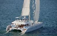 BVI Crewed Yacht Charter: Lagoon 620 Catamaran From $30,643/week Fully All Inclusive 12 guests capacity