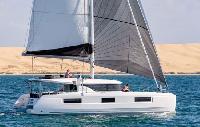 Brazil Crewed Yacht Charter: Lagoon 4600 Catamaran From $7,632/week Skippered 6 guests capacity