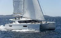 BVI Crewed Yacht Charter: Saba 50 Catamaran From $10,560/week Fully All Inclusive 8 guests capacity