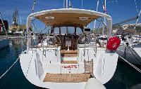 Croatia Yacht Charter: Allures 45 Monohull From $1,710/week 3 cabin/2 head sleeps 8