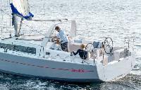 Croatia Yacht Charter: Beneteau 38.2 Monohull From $1,225/week 2 cabins/2 head sleeps 4/6 Dock Side