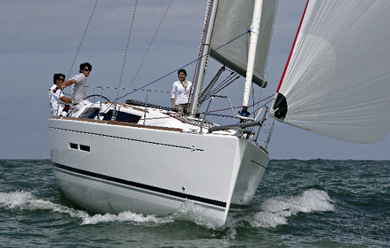Croatia Yacht Charter: Dufour 375 Monohull From $936/week 3 cabin/1 head sleeps 6/8