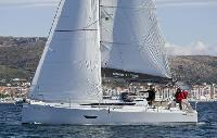 Croatia Yacht Charter: Elan E 4 Monohull From $1,278/week 3 cabin/1 head sleeps 8