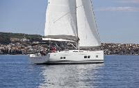 Croatia Yacht Charter: Hanse 588 Monohull From $3,600/week 5 cabins/3 heads sleeps 12 Air Conditioning,