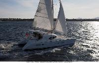 Croatia Yacht Charter: Lagoon 380 Catamaran From $1,920/week 4 cabin/2 head sleeps 8/10