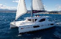 Croatia Yacht Charter Leopard 4400 Catamaran From $4095/week 4 cabin/4 head sleeps 8/12 Air Conditioning,