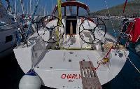 Croatia Boat Rental: Salona 35 Monohull From $1,140/week 2 cabin/1 head sleeps 6