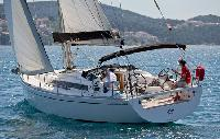 Croatia Boat Rental: Salona 44 Evolution Monohull From $1,710/week 4 cabin/2 head sleeps 10