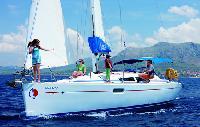 Croatia Yacht Charter: Sun Odyssey 36i Monohull From $1,120/week 3 cabin/1 head sleeps 6/8