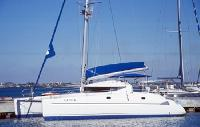 Cuba Yacht Charter: Athena 38 Catamaran From €1900/week 4 cabin/2 head sleeps 8