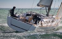 French Riviera Yacht Charter: Dufour 350 Monohull From $1,230/week 2 cabin/1 head sleeps 4