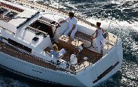 French Riviera Yacht Charter: Dufour 405 Monohull From $1,434/week 3 cabin/1 head sleeps 8