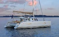 French Riviera Yacht Charter: Helia 44 Catamaran From $6,798/week 4 cabins/4 heads sleeps 10/12 Air