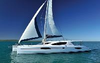 Greece Yacht Charter: Leopard 3900 Catamaran From $3,255/week 4 cabin/2 head sleeps 9 Dock Side