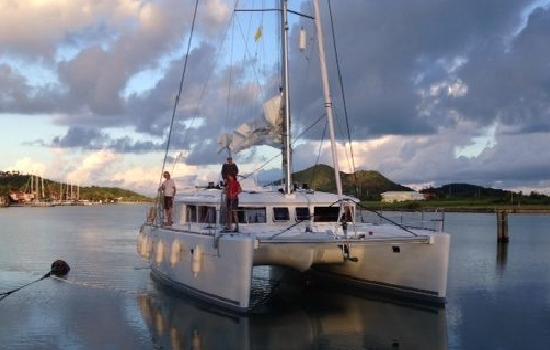Grenada Yacht Charter: Lagoon 450 Catamaran From $5,595/week 4 cabin/4 head sleeps 9 Air Conditioning,