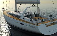 Guadeloupe Boat Rental: Oceanis 485 Monohull From $4,140/week 5 cabins/3 heads sleeps 10 Dock Side