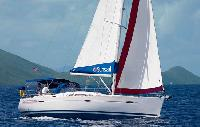 Italy Yacht Charter: Oceanis 430 Monohull From $2,625/week 4 cabin/2 head sleeps 8