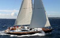 Martinique Yacht Charter: Sun Odyssey 54 DS Inquire for price 5 cabins/4 heads sleeps 10
