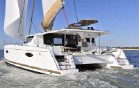 Miami Yacht Charter: Fountaine Pajot Hélia 44 From $6250/week 3 cabin/3 head sleeps 6 Air