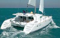 Miami Boat Rental: Lagoon 42 From $6,650/week 3 cabin/3 head sleeps 8